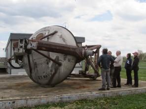 Original NADC Johnsville centrifuge gondola